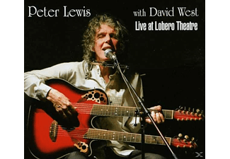 Peter Lewis, David West - Live At Lobero Theatre - (CD)