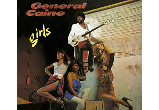 General Caine - Girls - (CD)