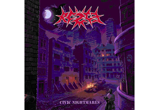 Rezet - Civic Nightmare - (CD)