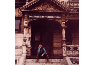Paul Williams - Someday Man (Deluxe Expanded Edition) - (CD)