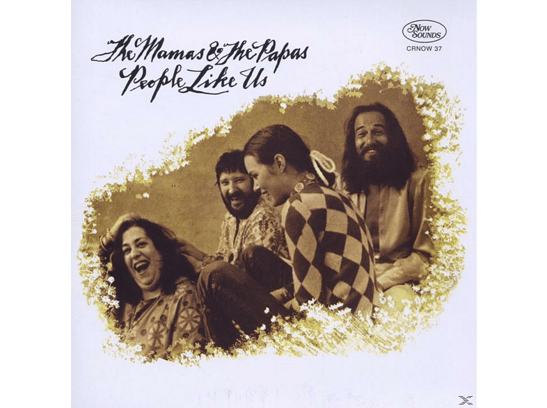 The Mamas And The Papas - People Like Us (Deluxe Expanded Edition) [CD]