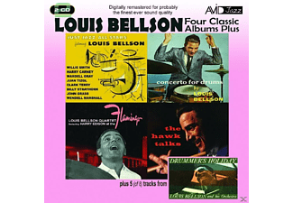 Bellson Louis - 4 Classic Albums Plus - (CD)