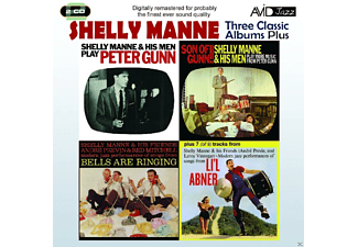 Shelly Manne - 3 Classic Albums Plus - (CD)