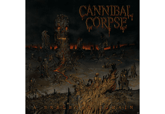 Cannibal Corpse - A Skeletal Domain - (CD)