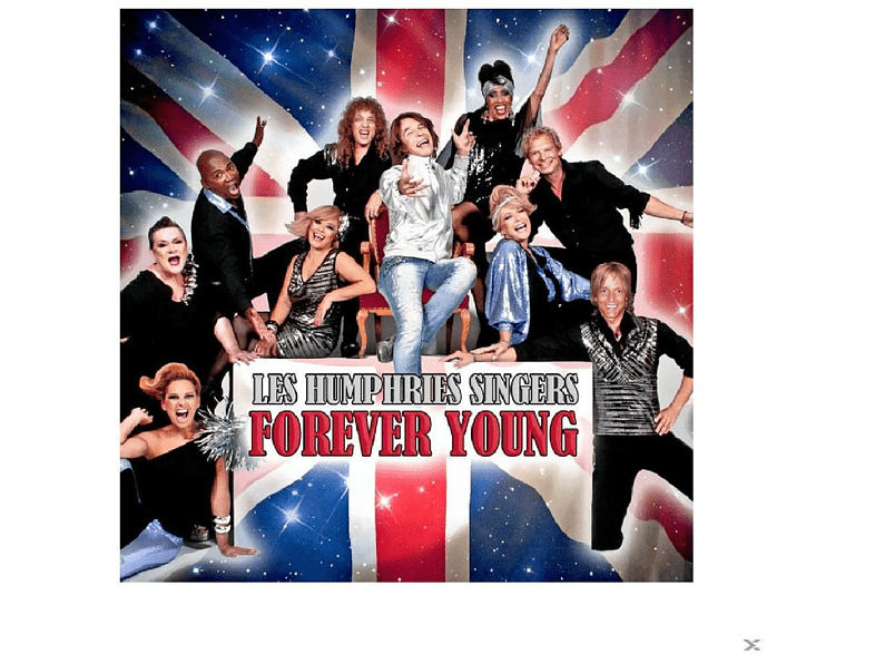 Les Humphries Singers - Forever Young [CD]