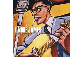 Elmore James - Rollin' And Sliding' - (CD)