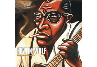 Howlin' Wolf - Back Door Blues - (CD)