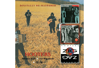 The Hooters - Nervous Night - One Way Home - Zig Zag - (CD)