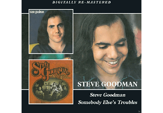 Steve Goodman - Steve Goodman/Somebody Else's Troubles (Remastered) - (CD)
