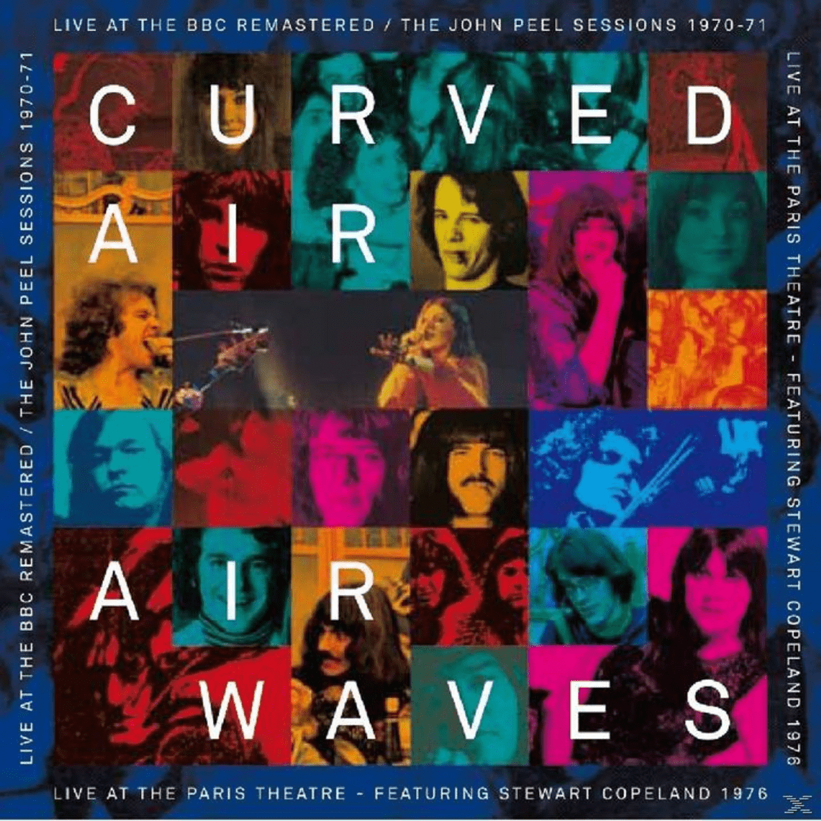 Airwaves-Live At BBC Curved Air auf CD