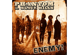 Phantom Of The Black Hills - Enemy! - (CD)