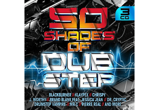 VARIOUS - 50 Shades Of Dubstep (3 CD Box) - (CD)