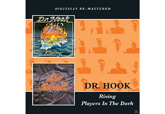 DR.HOOK - Rising/Players In The Dark [CD]