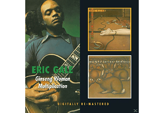 Eric Gale - Ginseng Woman/Multiplication - (CD)
