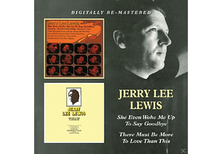 Jerry Lee Lewis - She Even Woke Me Up To Say Goodbye - (CD)