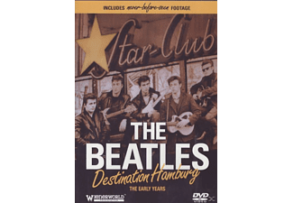 The Beatles - Destination Hamburg [DVD]