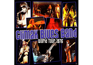 Climax Blues Band - World Tour 1976 - (CD)