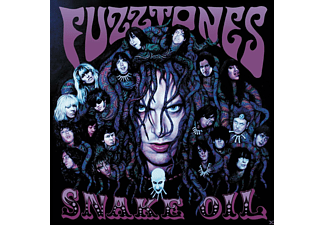 The Fuzztones - Snake Oil - (CD)