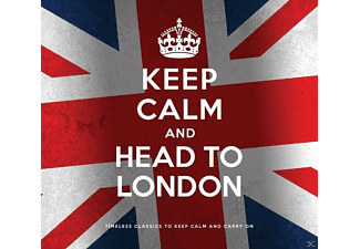 VARIOUS - Keep Calm And Head To London - (CD)