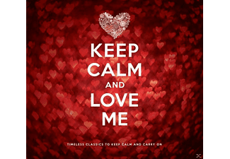 VARIOUS - Keep Calm And Love Me - (CD)