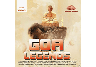 VARIOUS - Goa Legends 4 - (CD)