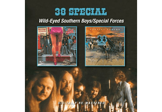 38 Special - Wild-Eyed Southern Boys / Special Forces - (CD)
