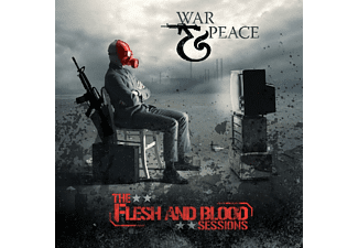 War And Peace - Flesh & Blood Sessions - (CD)