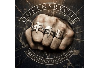 Queensrÿche - Frequency Unknown - (CD)