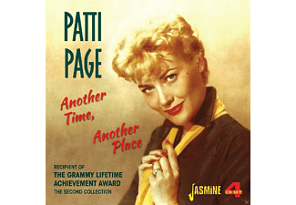 Patti Page - Another Time, Another Place - (CD)