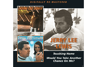 Jerry Lee Lewis - Touching Home - Would You Take Another Chance On Me? - (CD)