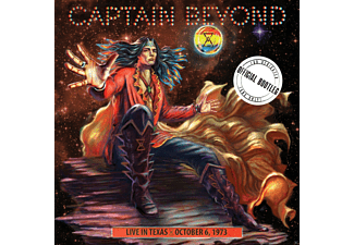 Captain Beyond - Live In Texas - (CD)