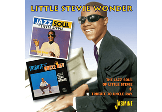 Stevie Wonder - Jazz Soul Of Little Stevie - (CD)