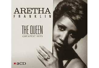 Aretha Franklin - The Queen Greatest Hits - (CD)