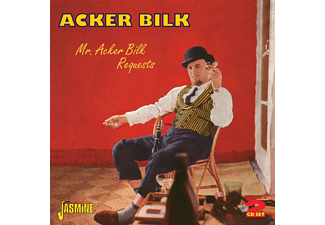 Acker Bilk - Mr. Acker Bilk Requests - (CD)