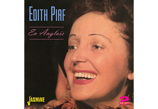Edith Piaf - En Anglais - (CD)