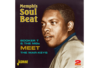 Booker T & The Mg's \ The Markeys - Memphis Soul Beat - (CD)