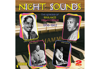 VARIOUS - Night Sounds - (CD)