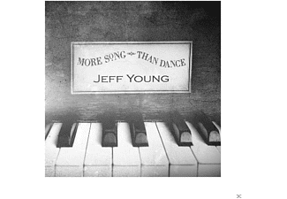 Jeff Young - More Song Than Dance - (CD)