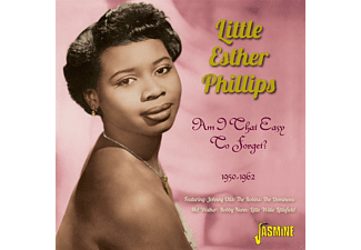 Esther Phillips - Am I That Easy To Forget - (CD)