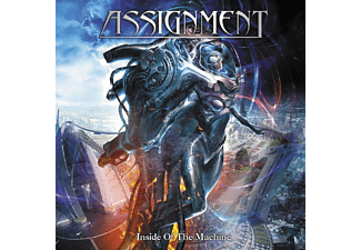 Assignment - Inside Of The Machine - (CD)