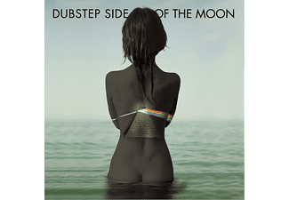 VARIOUS - Dubstep Side Of The Moon - (CD)
