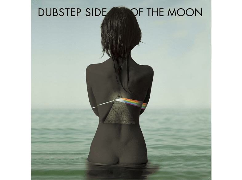 VARIOUS - Dubstep Side Of The Moon [CD]