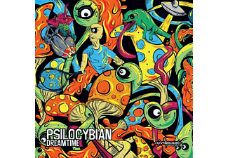 Psilocybian - Dreamtime - (CD)