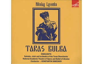 Choir And Orchestra Of The Taras Shevchenko, National Academic Theatre Of Opera and Ballet of Ukraine - Taras Bulba - (CD)