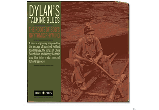 V. A., VARIOUS - Dylan's Talking Blues-The Roots Of... - (CD)
