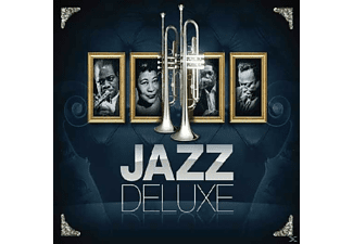 VARIOUS - Jazz Deluxe - (CD)