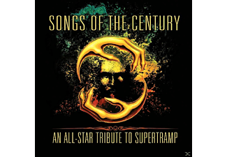 VARIOUS - An All-Star Tribute To Supertramp - Songs Of The Century - (CD)