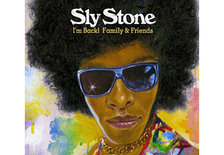 Sly Stone, VARIOUS - I'm Back! Family & Friends - (CD)