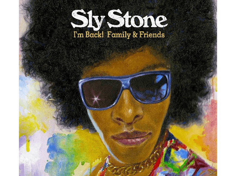 Sly Stone, VARIOUS - I'm Back! Family & Friends [CD]