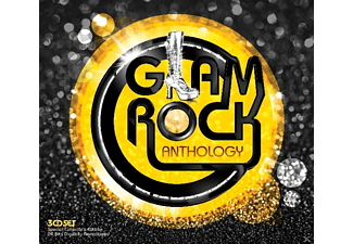 VARIOUS - Glam Rock Anthology - (CD)